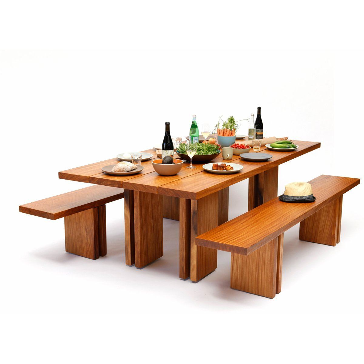 ARTLESS Occidental Dining Table 72""