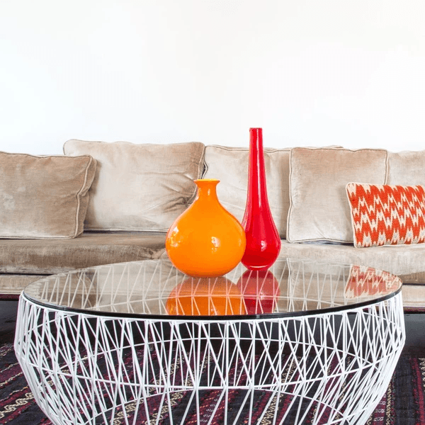 BEND Wire Coffee Table