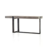 Four Hands Mercury Console Table
