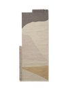 Ferm Living Kelim Rug - Earth