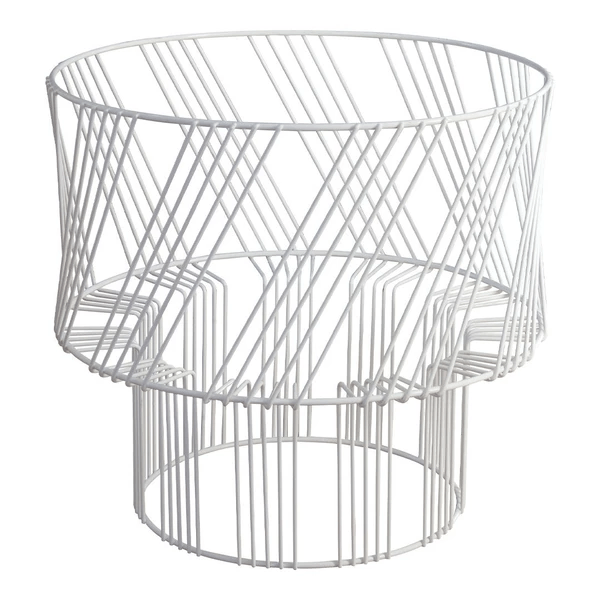 BEND Plant Stand White