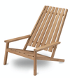 Skagerak Between Lines Deck Chair & Stool Chair only