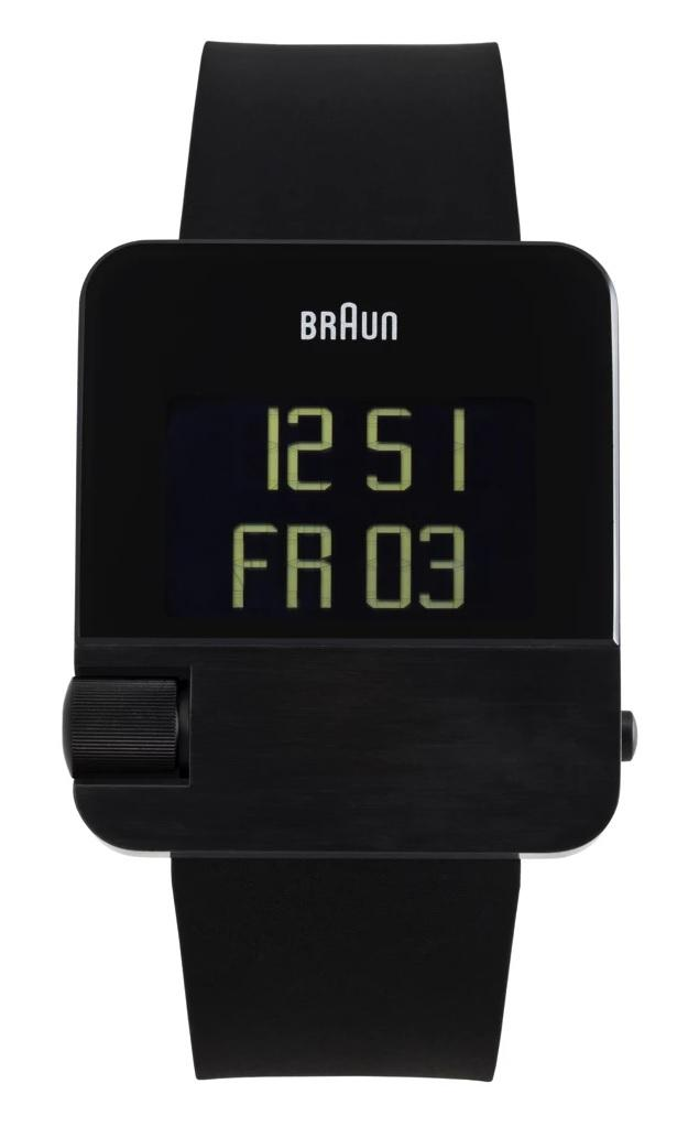 Braun Men's Prestige Digital Watch