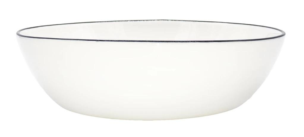 Canvas Home Abbesses Pasta Bowl - Set of 4 Blue
