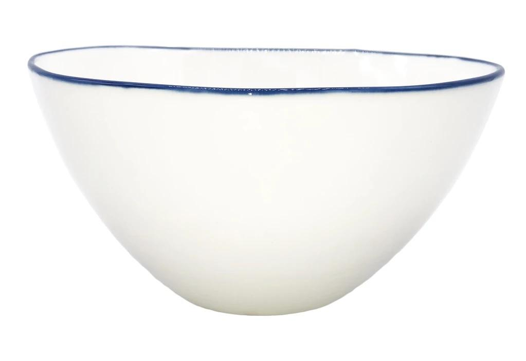 Canvas Home Abbesses Medium Bowl - Set of 4 Blue