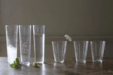 Canvas Home Sienna Etched Water Glasses - Set of 6