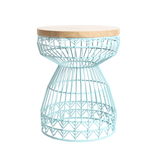 BEND Sweet Stool Aqua