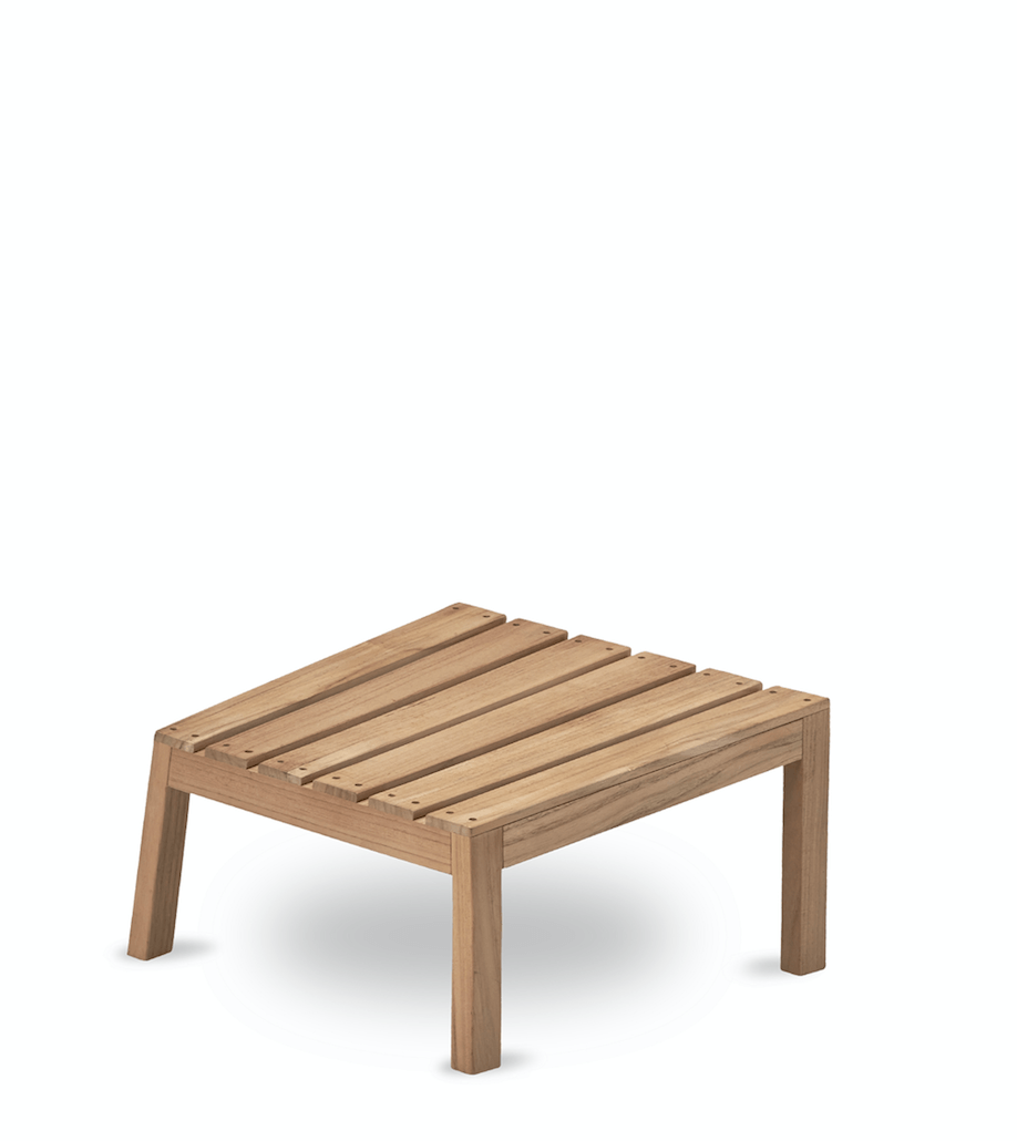 Skagerak Between Lines Deck Stool Stool