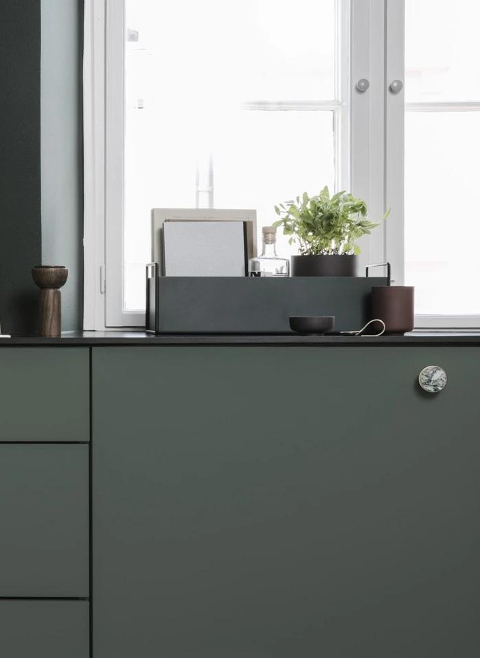 Ferm Living Plant Box Small Black