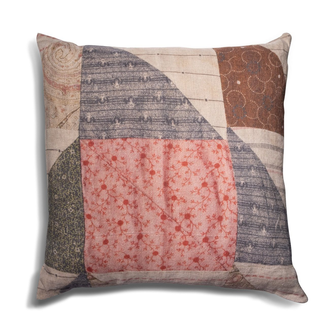 Siren Song Illinoise Linen Cushion