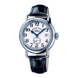 West End Watch Co. Sowar 1916 - White Dial, Silver Case