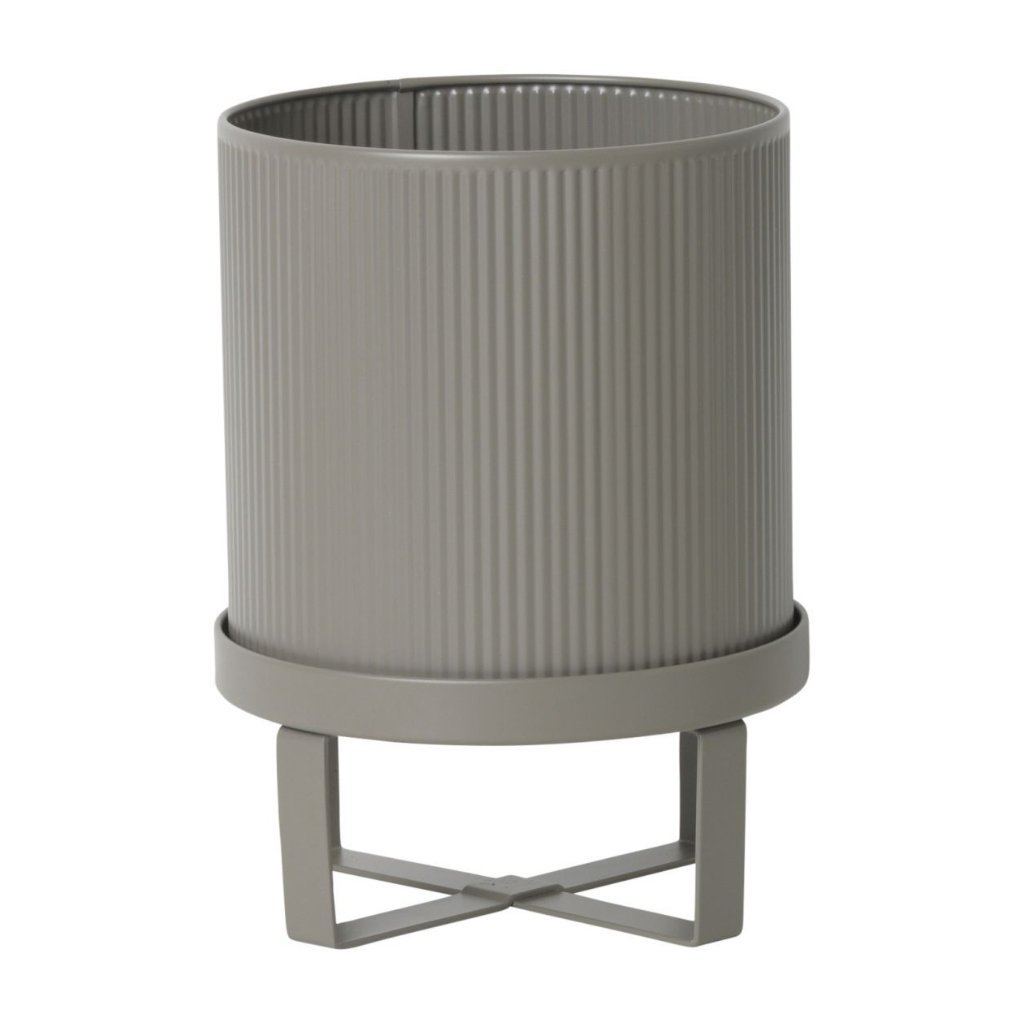 Ferm Living Bau Pot - Small Dark Green
