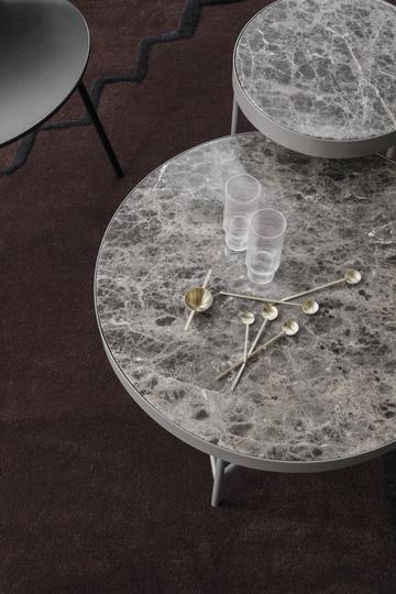Ferm Living Marble Table - Large White