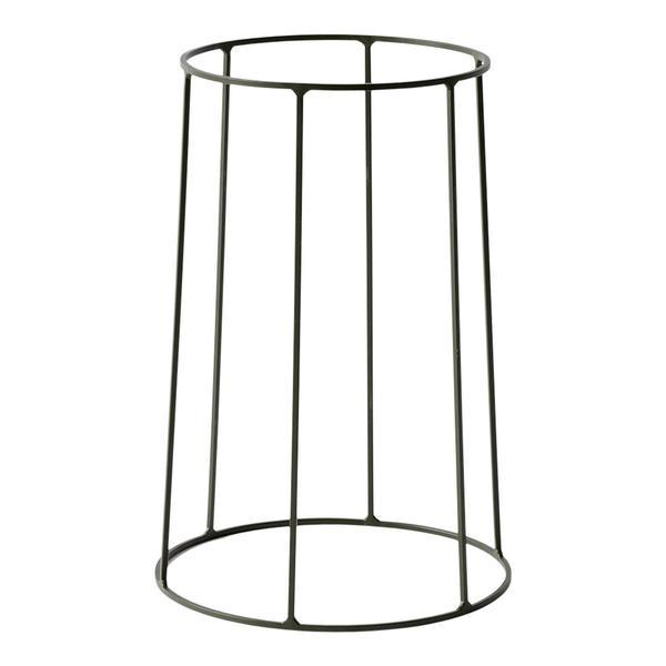 Menu Wire Base Black Small
