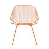 BEND Bunny Lounge Chair Orange