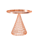 BEND The Cono Side Table Copper