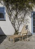 Skagerak Between Lines Deck Chair & Stool