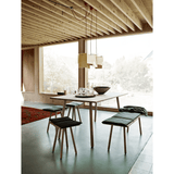 Skagerak Georg Dining Table