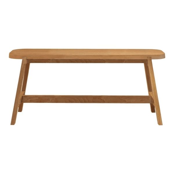 Another Country Mini Bench Three Beech