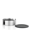 Blomus Lareto Coasters w/ Stainless Steel Holder