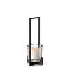 Blomus Nero Square Handle Lantern