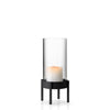 Blomus Nero Hurricane Candle Holder