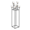 Blomus Nero Chandelier Candle Holder