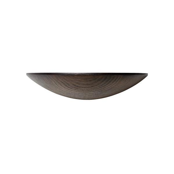 Menu Gridy Fungi Shelves Black Oak Small