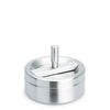 Blomus Easy Stainless Steel Ashtray w/ Spinning Top