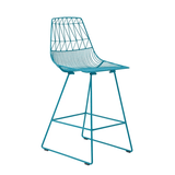 BEND Lucy Counter Stool Peacock Standard (Non-stackable)