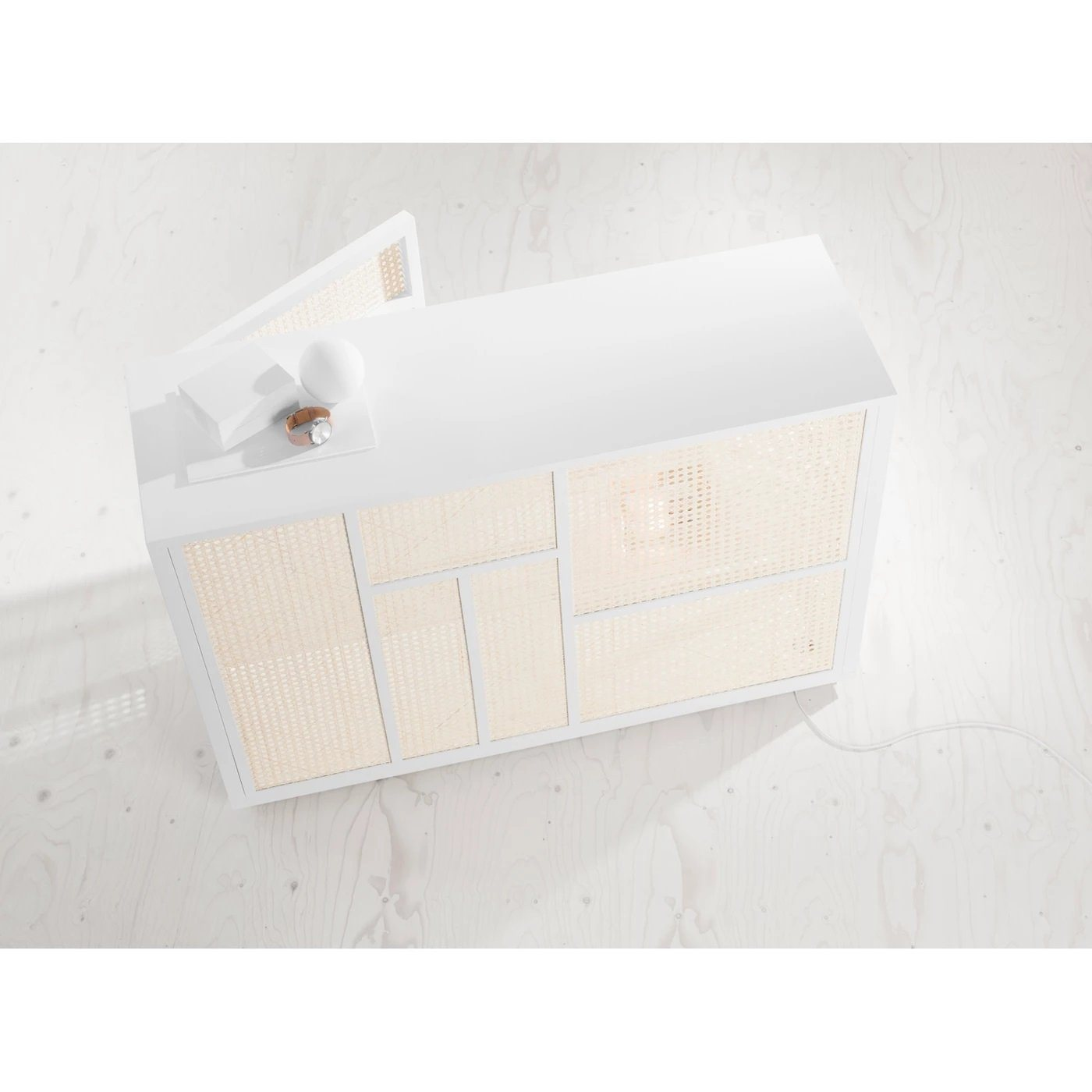 DESIGN HOUSE STOCKHOLM Air Sideboard White