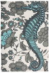 Thomas Paul Seahorse Vineyard Bath Mat