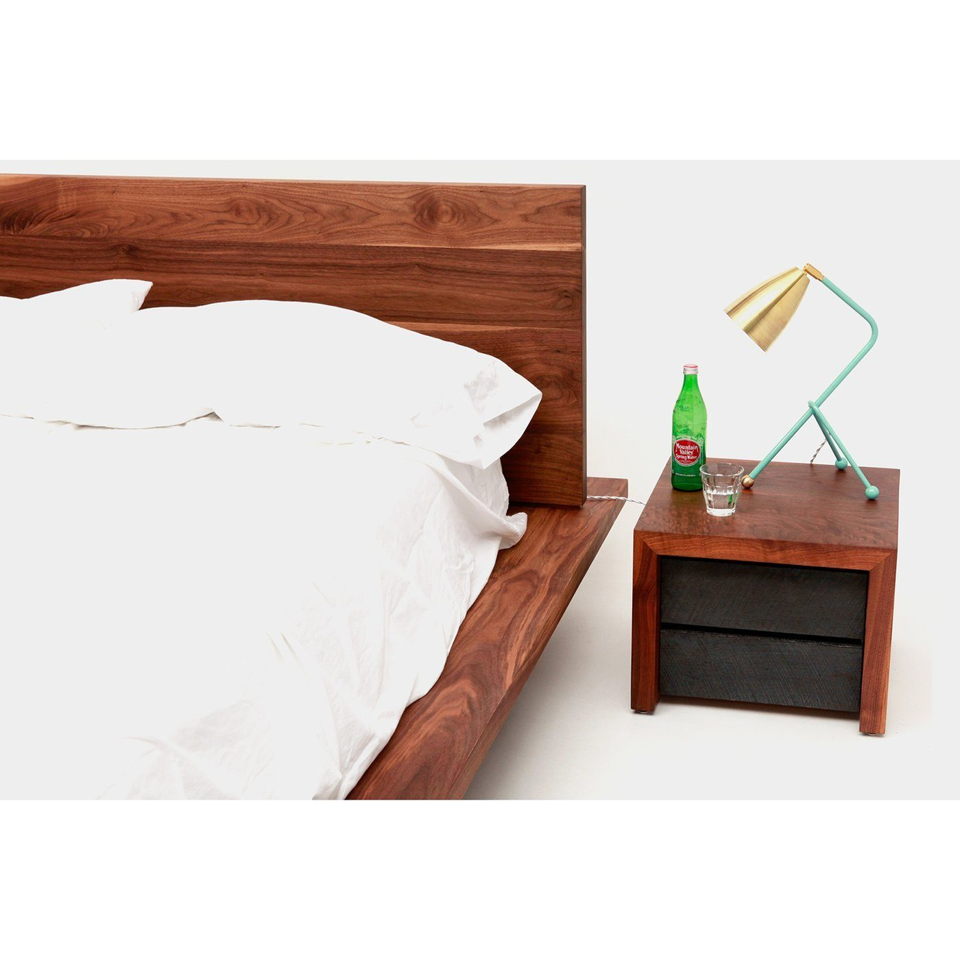 ARTLESS SQB Platform Bed Queen