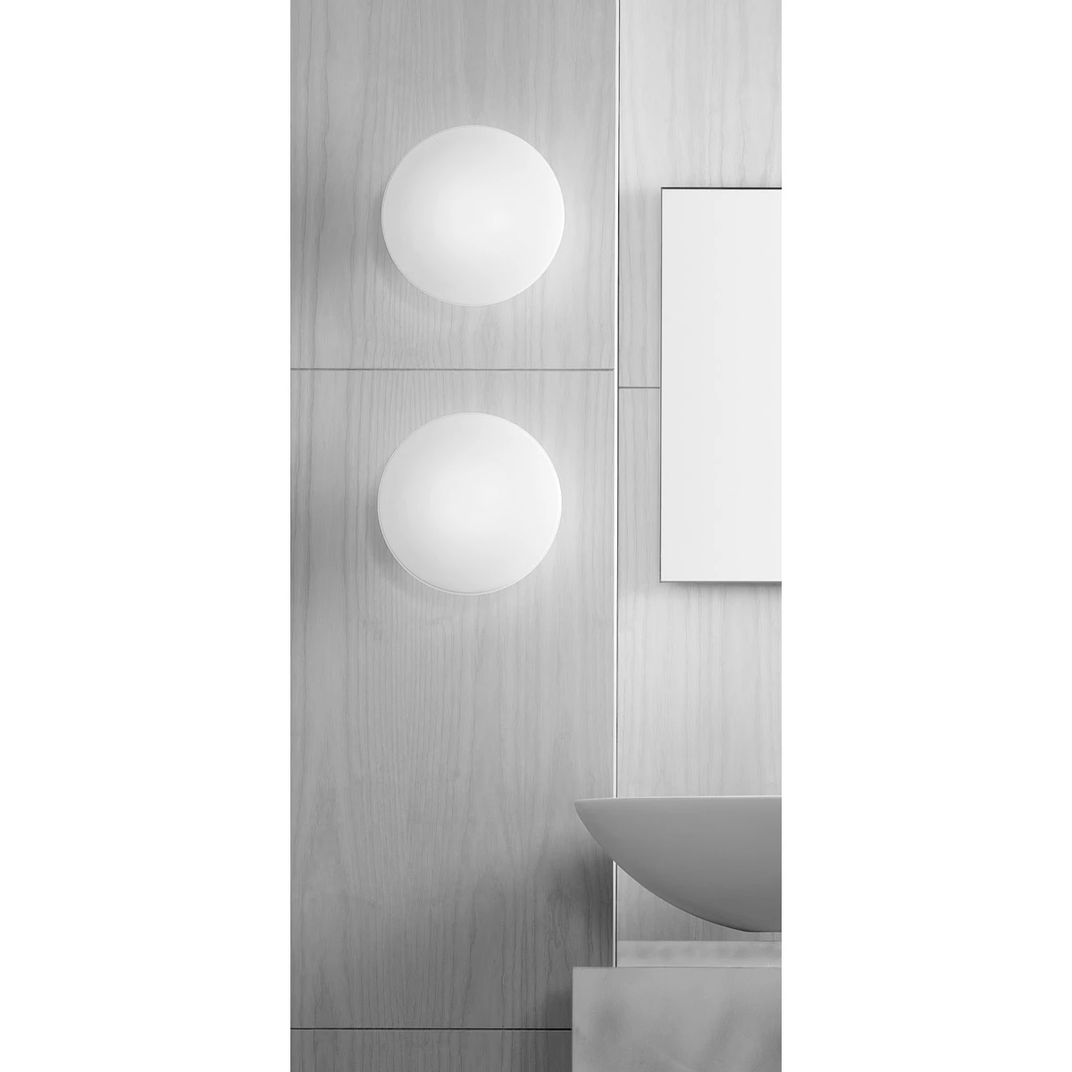 Louis Poulsen AJ Eklipta Wall Sconce - LED Small