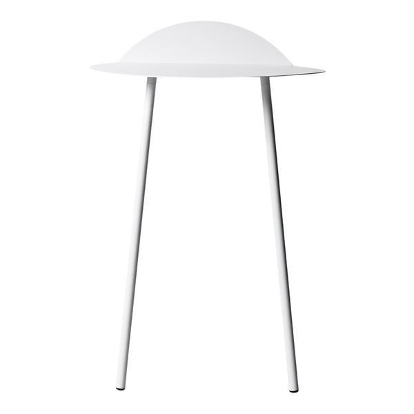 Menu Yeh Wall Table - Tall White Low