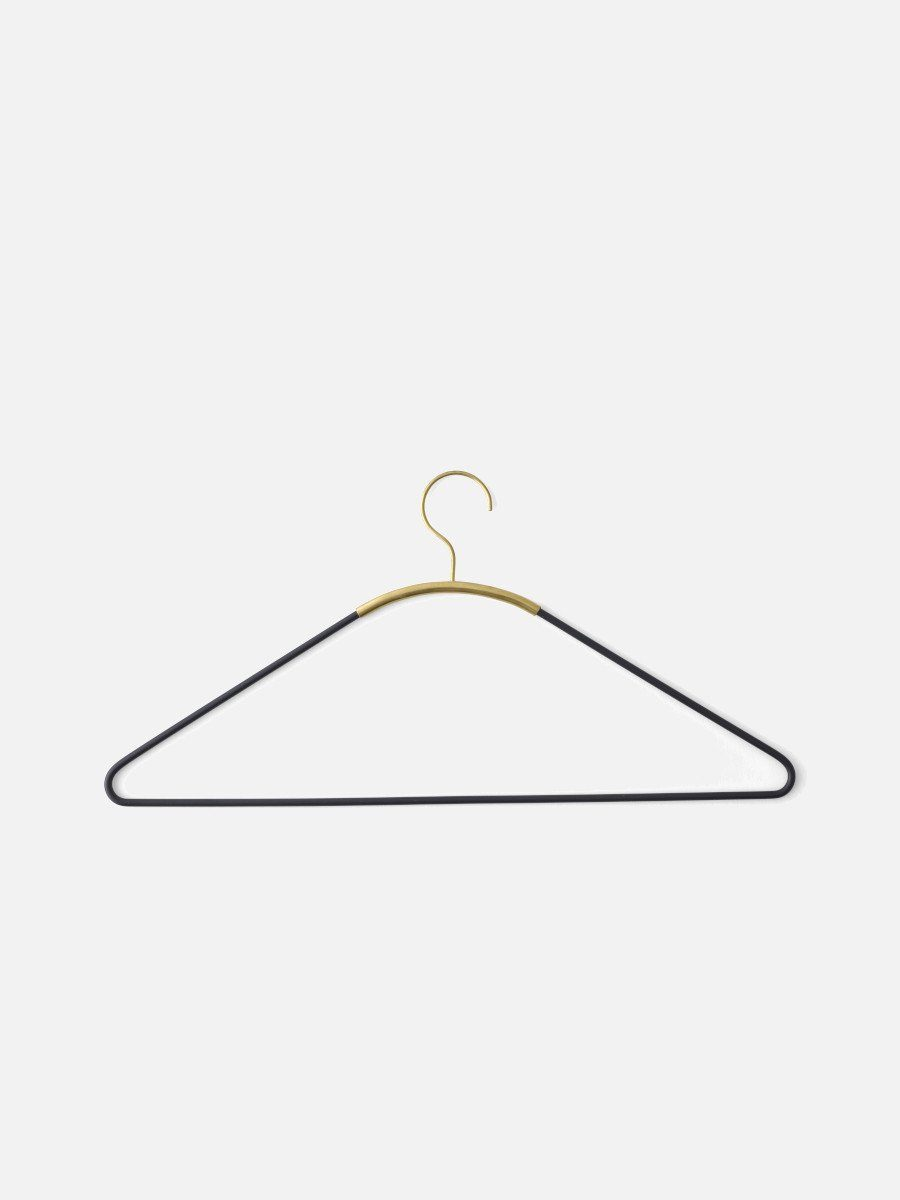 Menu Ava Clothes Hanger Black/Brass