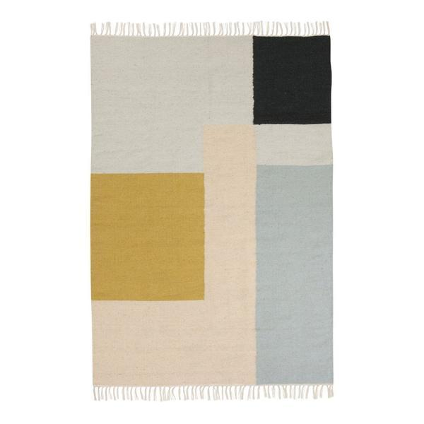 Ferm Living Kelim Rug - Square X-Large
