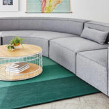 GUS Mix Modular Sectional Chair - Armless Piece