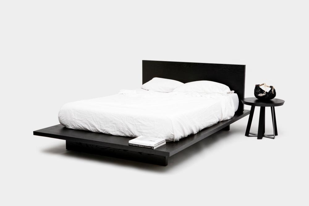 ARTLESS SQB BK Bed Queen