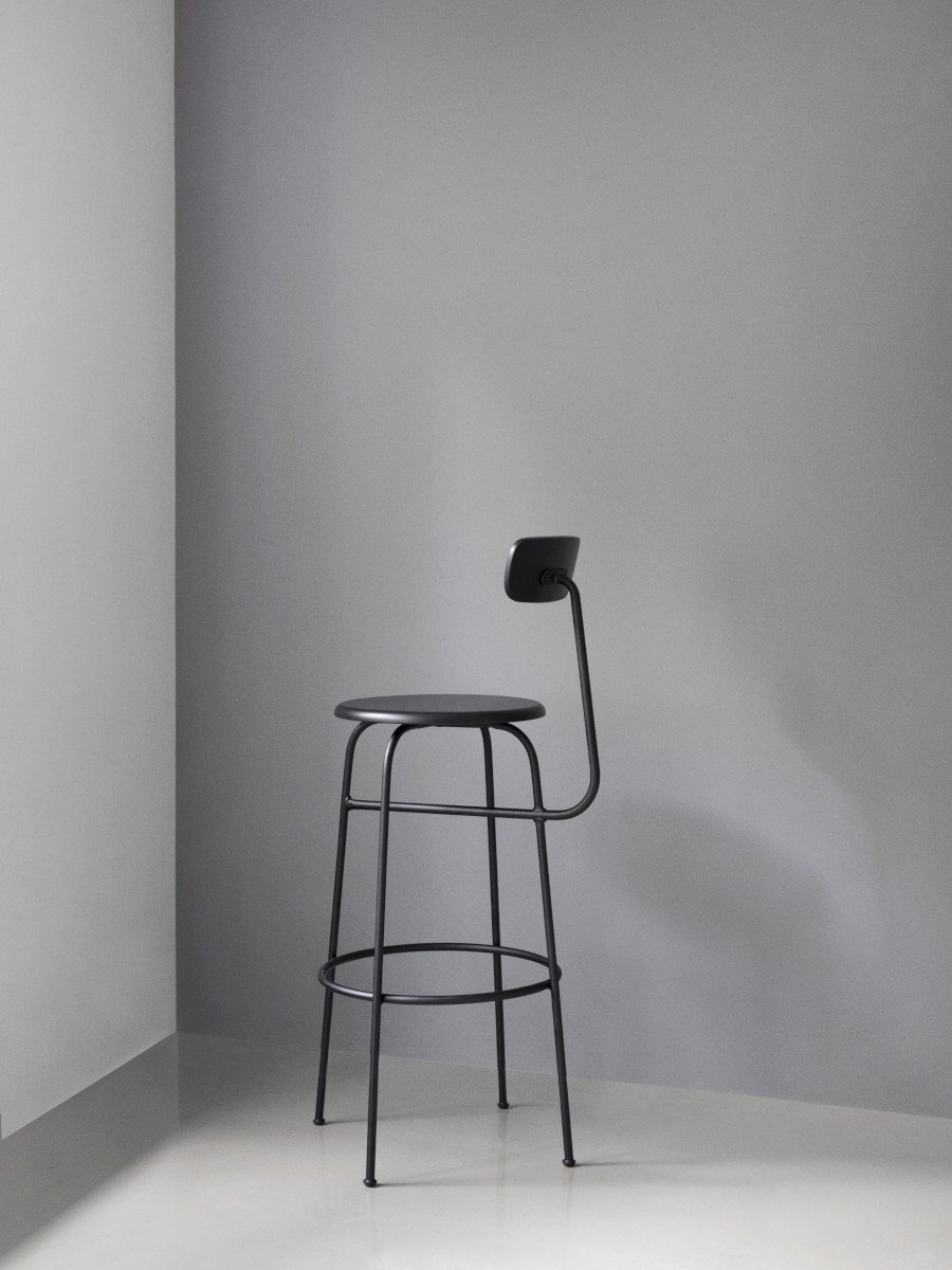 Menu Afteroom Bar Chair Black