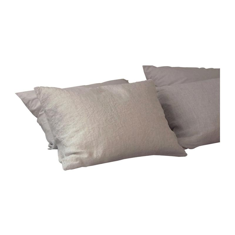 Area Louie French Back Pillow Case Blue Standard