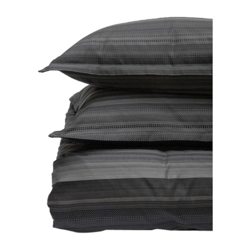 Area May Duvet Cover Black Queen