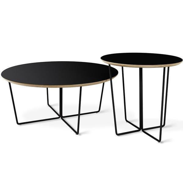 GUS Array Coffee Table Black
