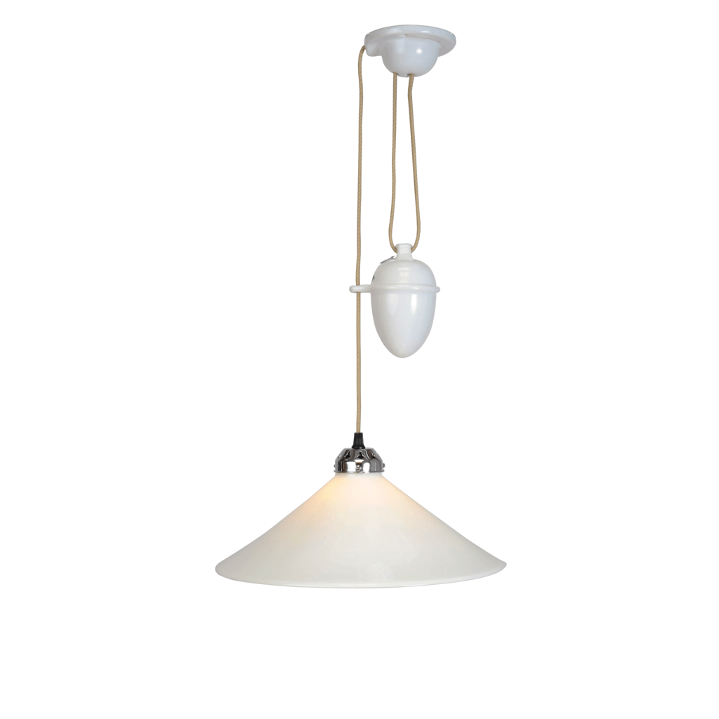 Original BTC Cobb Rise & Fall Large Pendant Light