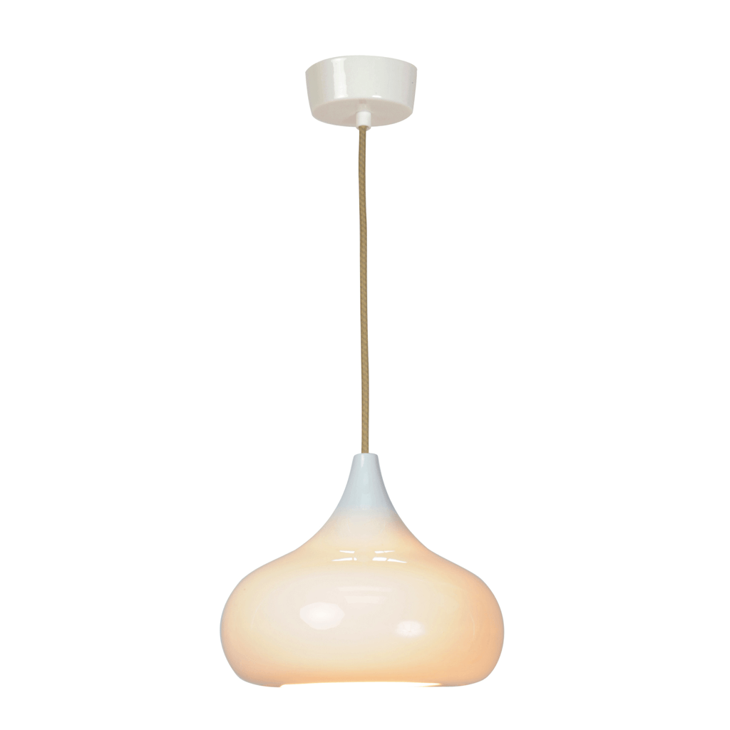Original BTC Drop Two Pendant Light