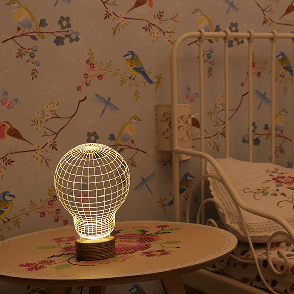 Studio Cheha BULBING Lamp