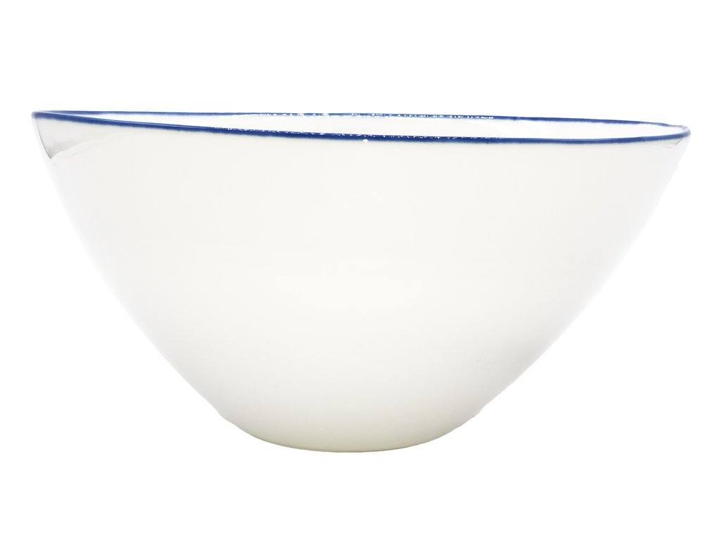 Canvas Home Abbesses Large Bowl - Set of 2 Blue