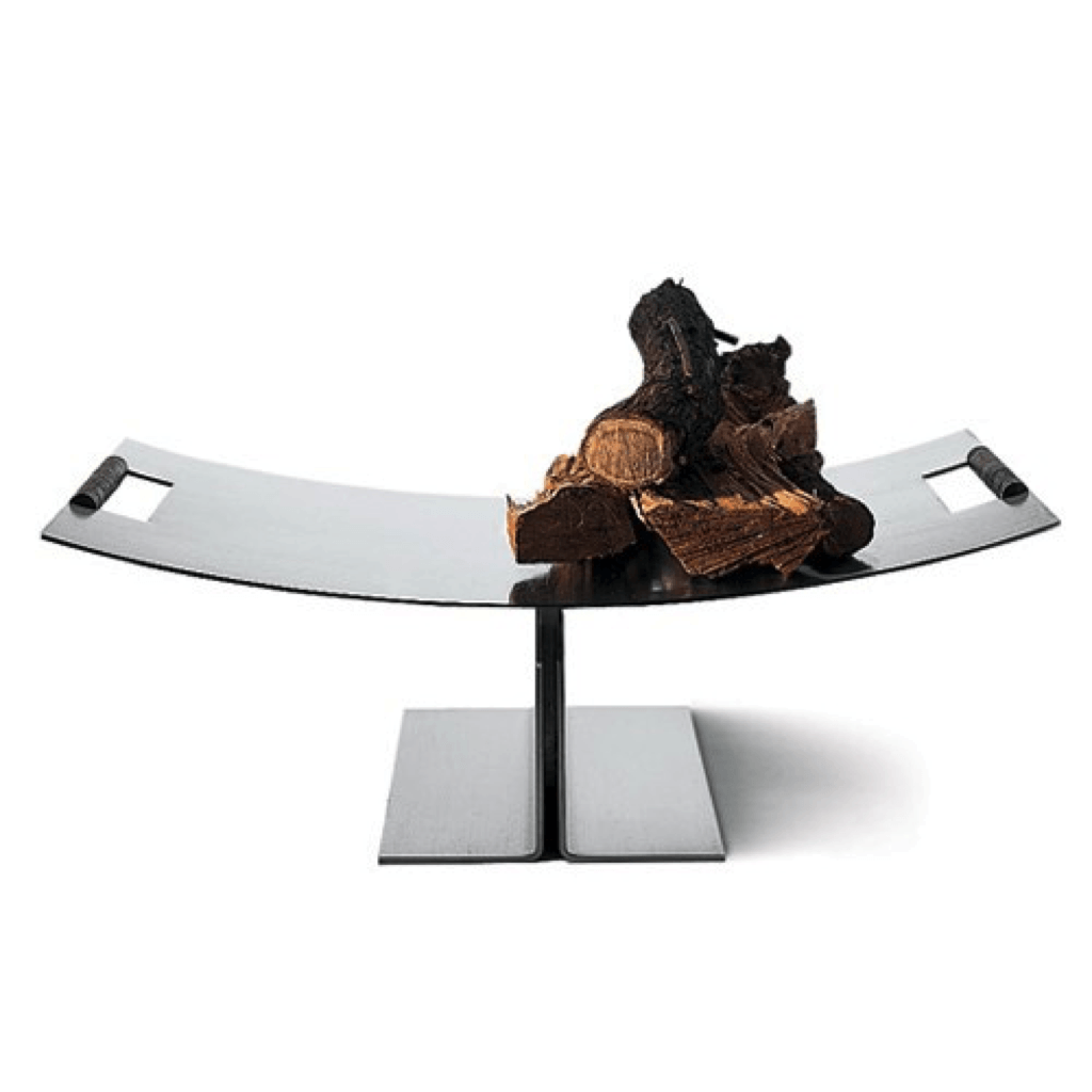 Conmoto Peter Maly Fireside Log Holder