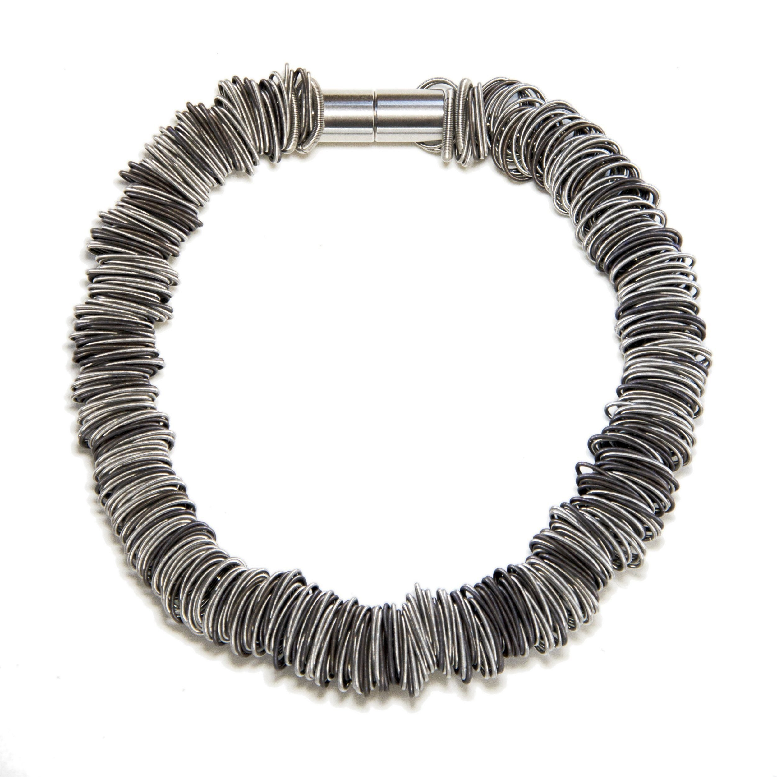 La Mollla Maxi One Necklace Mixed Dark