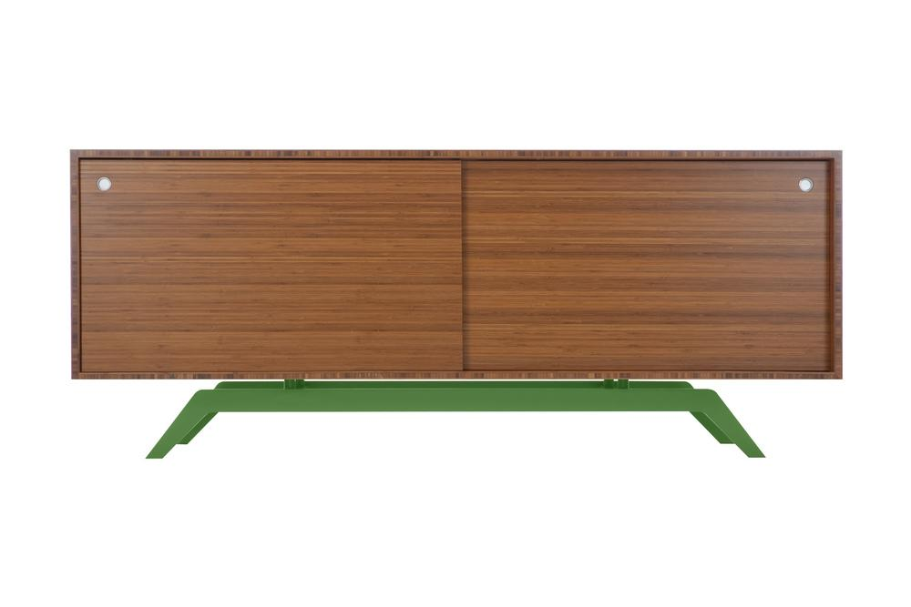 Eastvold Elko Credenza - Large Black Walnut